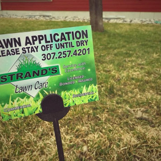 Lawn Application Lawn Care